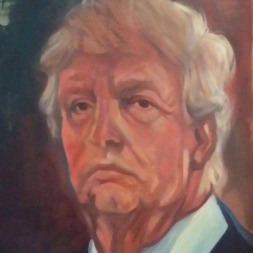 Donald Trump par Erhan
